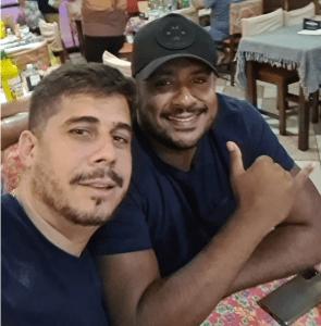 """Felipe """"Rei do Piseiro"""" grava clipe em Aracaju"""