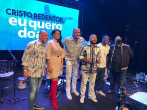 Dudu Nobre e Gardênia Cavalcanti participam de Live Solidária